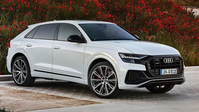 Precios del Audi Q8 TFSI e quattro, un nuevo SUV híbrido enchufable