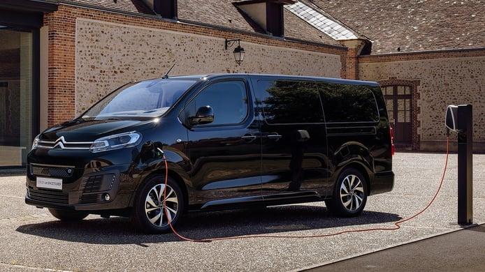 El nuevo Citroën ë-SpaceTourer llega a España con hasta 330 km de autonomía