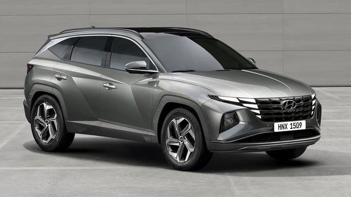 Hyundai Tucson 2021, todos los precios y gama del renovado SUV compacto