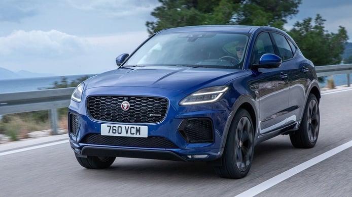 Precios del nuevo Jaguar E-Pace 2021, el renovado SUV apuesta por la electrificación