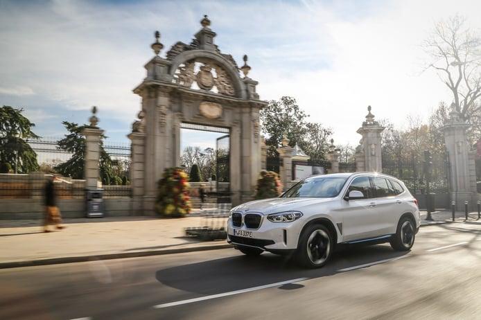 Prueba BMW iX3, el SUV eléctrico más esperado de BMW