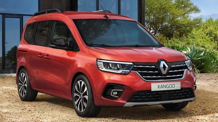 Renault Kangoo 2021, la popular furgoneta francesa se renueva por completo