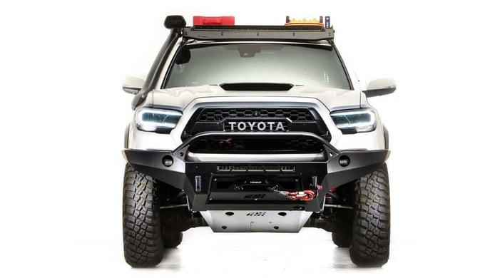 Toyota 'Overland-Ready' Tacoma: el todoterreno diseñado por periodistas del motor