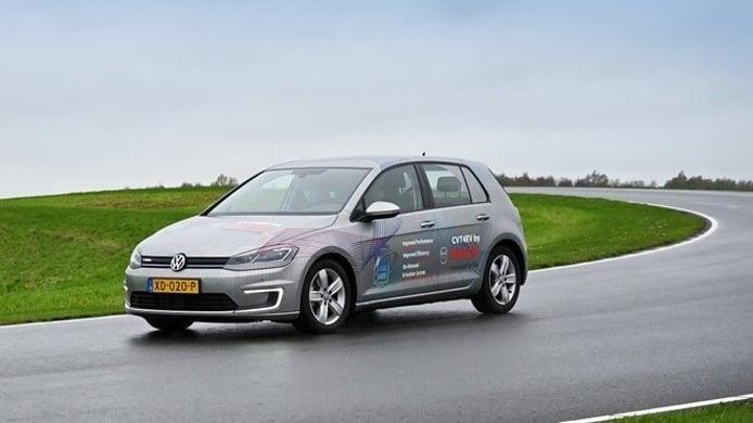 Foto Mula del Volkswagen e-Golf de Bosch