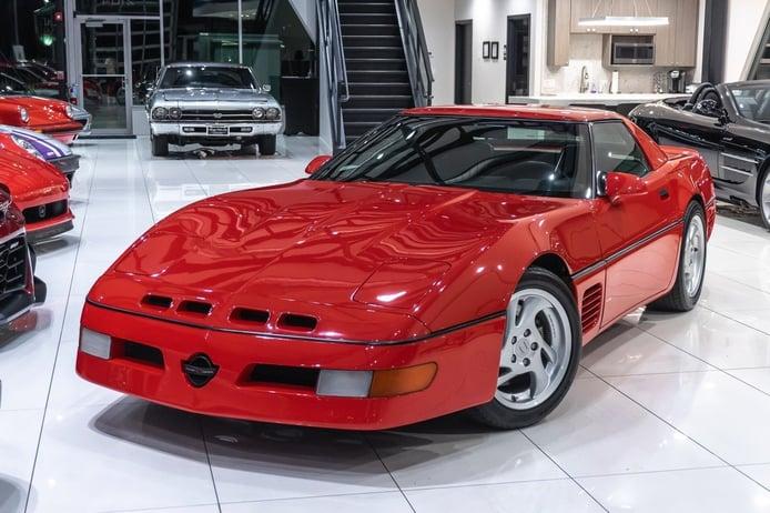 Aparece a la venta uno de los exclusivos Callaway SuperNatural AeroBody 1993