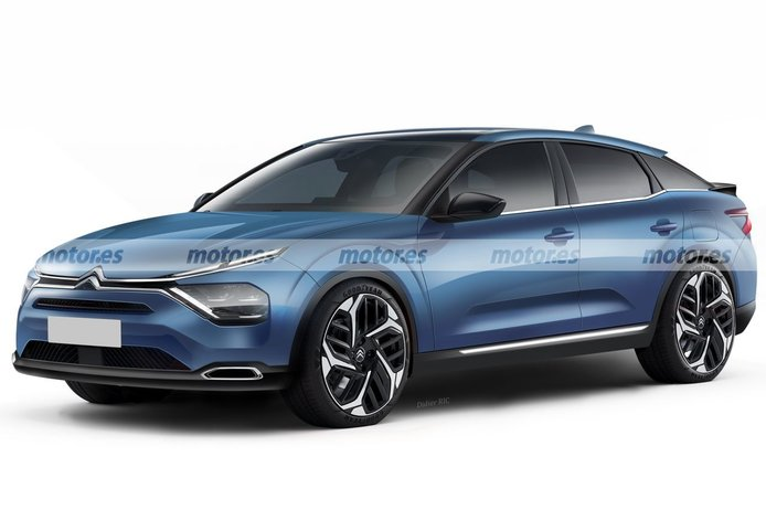 El futuro Citroën C5 2022 estrenará diseño para recuperar el título de buque insignia