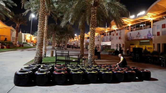 Así es el GP de Abu Dhabi desde el punto de vista de los neumáticos