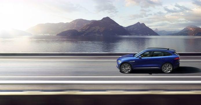 Jaguar pone al alcance de tu mano su gama SUV específica para renting