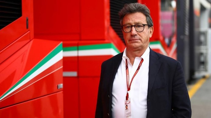 Louis Camilleri dimite como CEO de Ferrari