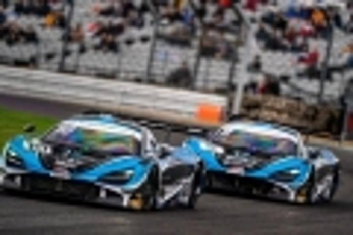 2 Seas Motorsport competirá con dos McLaren 720S GT3 en el DTM 2021