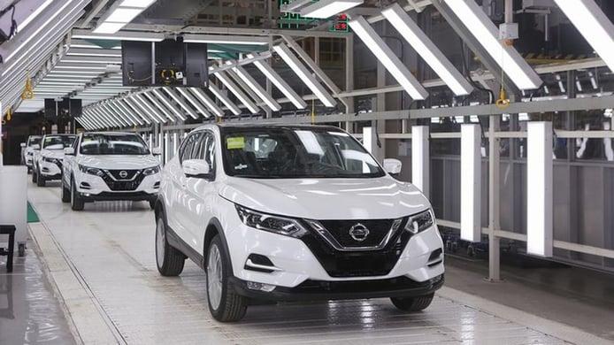 Nissan ya está produciendo coches en Changzhou, una fábrica clave para su futuro