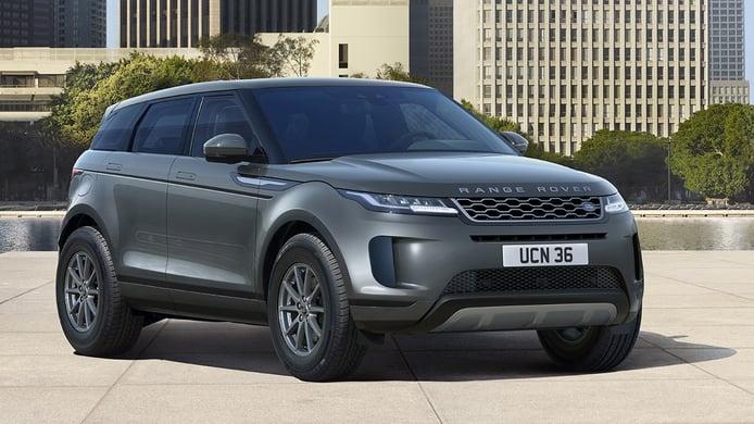 El Range Rover Evoque en renting está en oferta, ¡y con mucho equipamiento!