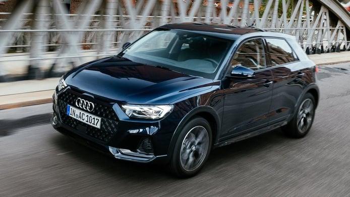 El Audi A1 Citycarver estrena el interesante nivel de acabado Adrenalin