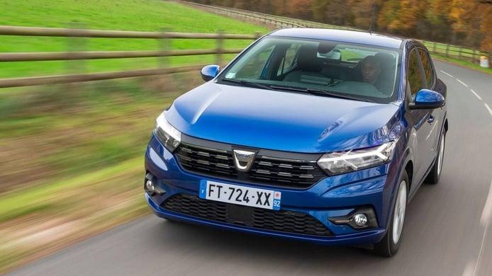 Precios del nuevo Dacia Sandero con cambio CVT, la esperada versión automática