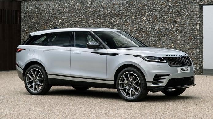Range Rover Velar 2021, precios y gama del renovado SUV británico electrificado