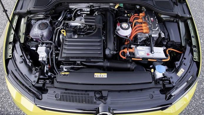 Volkswagen Golf eHybrid - motor
