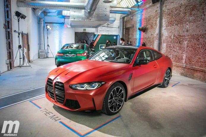 Primera toma de contacto con los nuevos BMW M3 y M4 Competition, ¡explosivos!