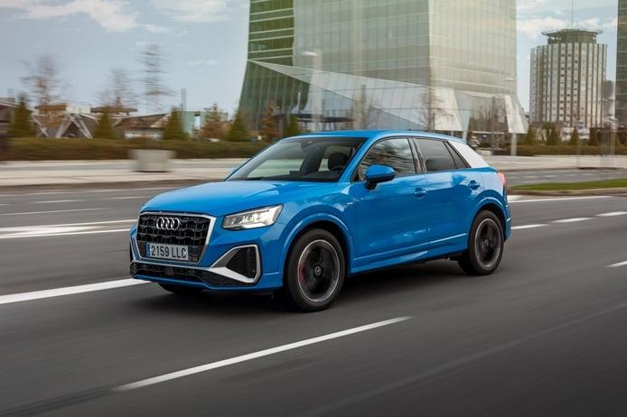 Foto Audi Q2 2021 - exterior