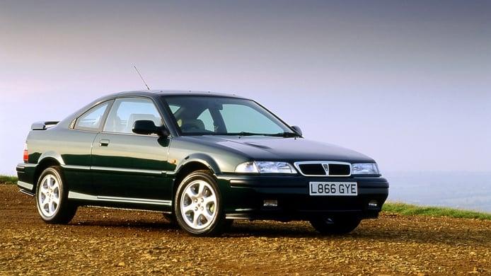 Amores de juventud: el Rover 220 Coupé Turbo