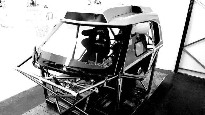 ASM Motorsport se apunta al Dakar y crea su propio buggy ligero T3