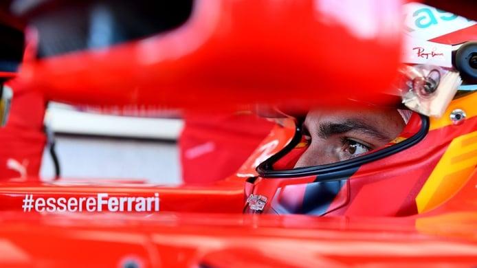 Carlos Sainz: «El rojo es mi destino, estoy listo para darlo todo por Ferrari»