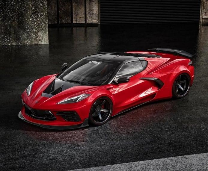 Un informe adelanta la fecha de presentación del nuevo Chevrolet Corvette Z06