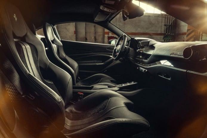 Foto Novitec Ferrari F8 Tributo - interior