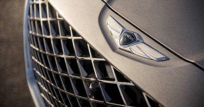 Las nomenclaturas de los futuros eléctricos de Genesis filtran un posible SUV de lujo