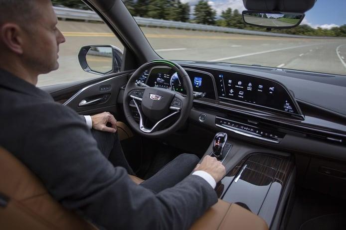 GM registra Hyper Cruise ¿Nuevo sistema de conducción autónoma en camino?