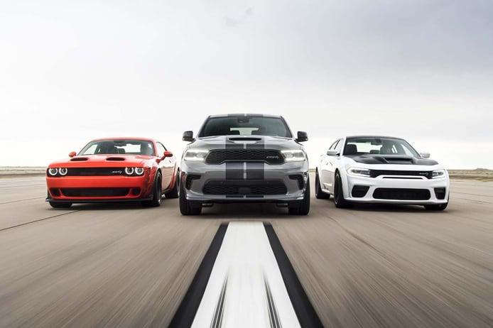 Dodge y la segunda extinción de los muscle car