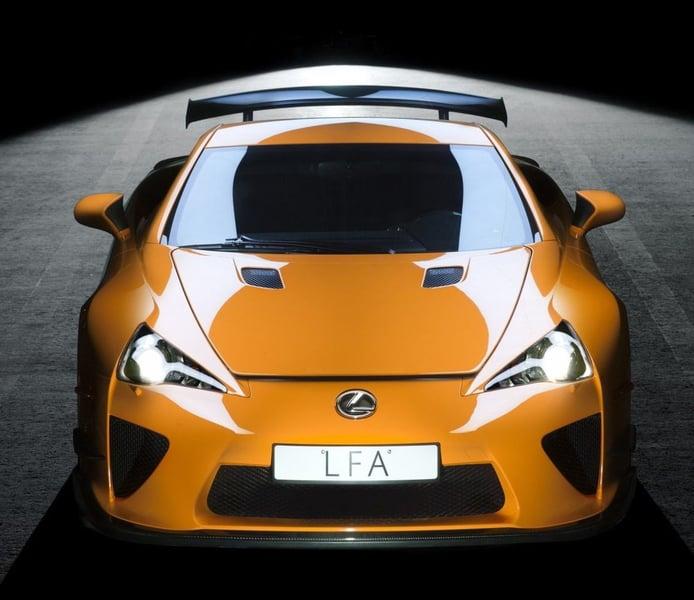 A pesar del coronavirus Toyota vendió en 2020 más Lexus LFA que en 2018