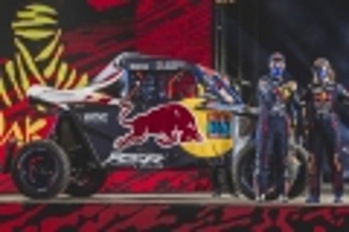 El Dakar 2021 abre sus puertas con una gris ceremonia de salida