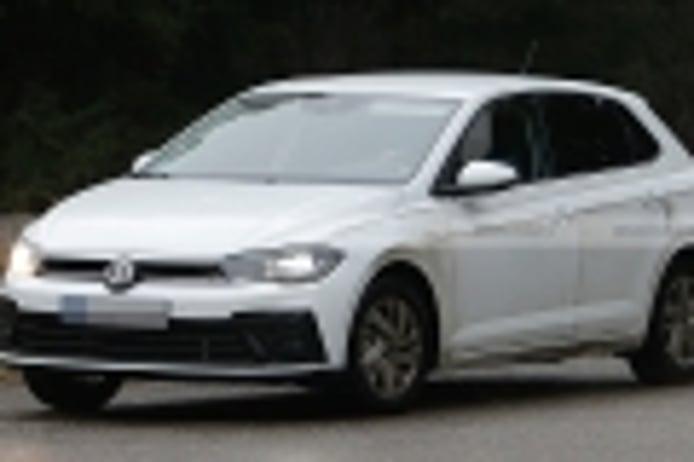 El nuevo Volkswagen Polo 2022 al detalle en estas fotos espía