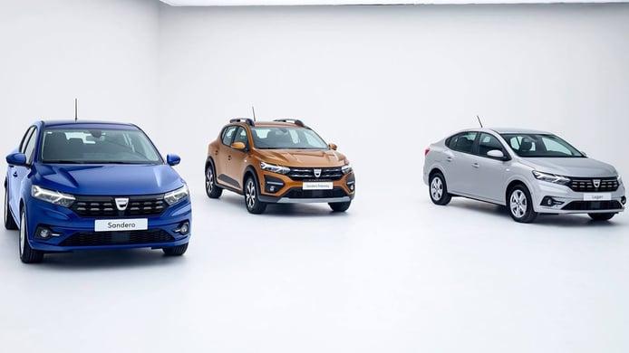 Nissan ya fabrica en España piezas para los nuevos Dacia Sandero y Logan