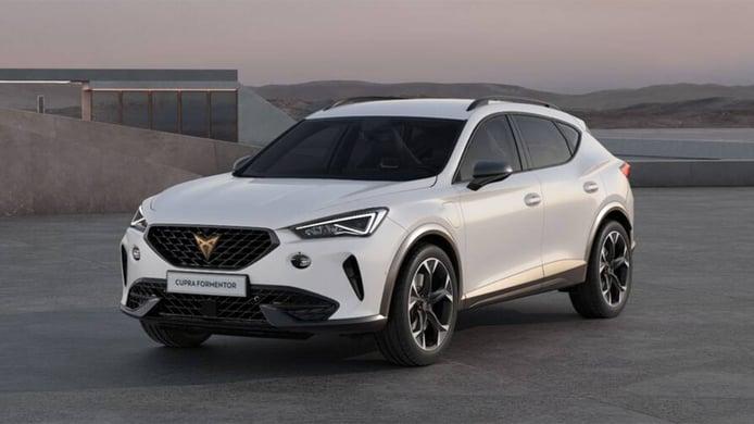 El CUPRA Formentor e-Hybrid, un SUV híbrido enchufable, ya tiene precio en España