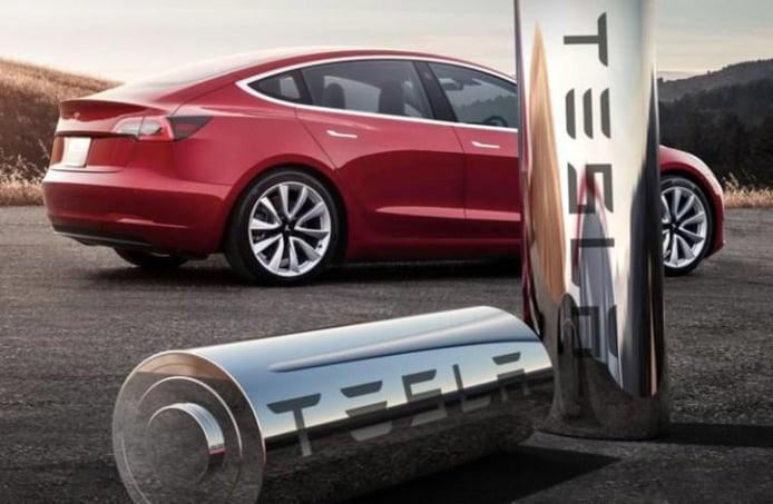 Reino Unido - Diciembre 2020: Tesla da el último golpe con el Model 3