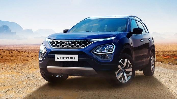 Tata Safari 2021, el nuevo SUV que nos gustaría ver en Europa