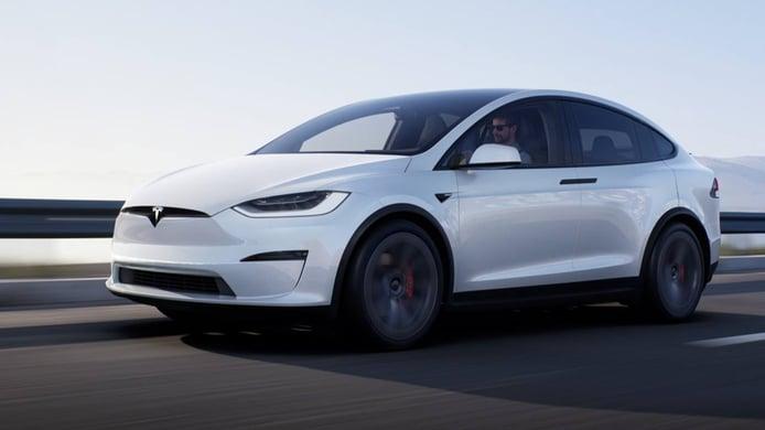 Tesla Model X 2021, el popular SUV eléctrico se pone al día y supera los 1.000 CV