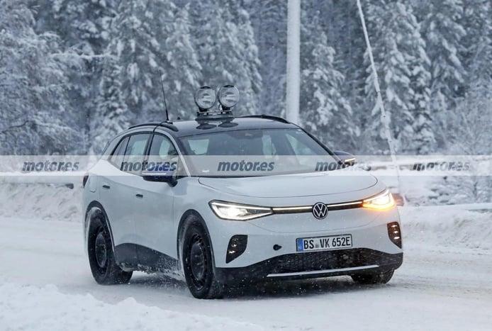 Los Volkswagen ID.4 GTX e ID.5 confirmados para 2021