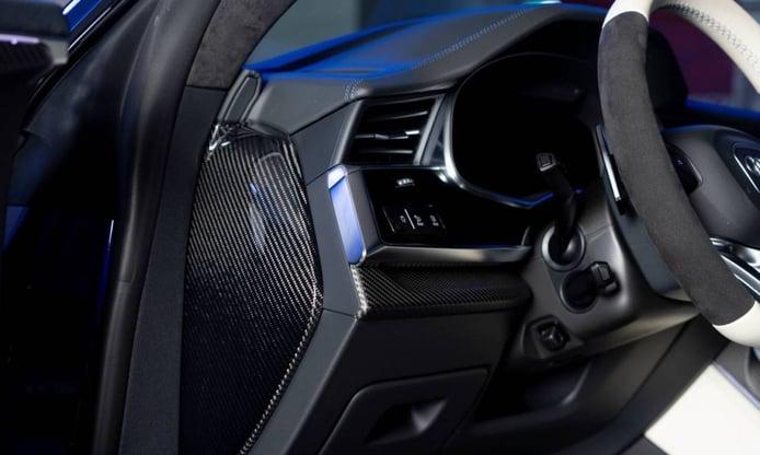 Foto ABT RSQ8-R - interior