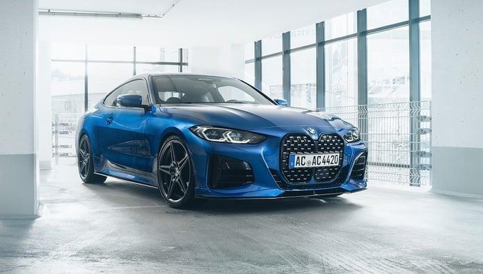 AC Schnitzer presenta los kits de potencia para el nuevo BMW Serie 4 Coupé