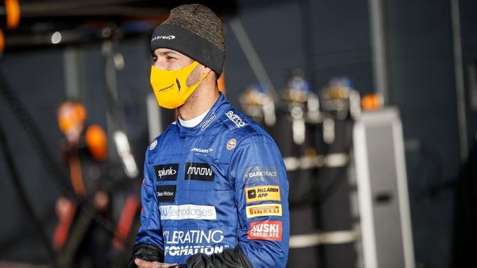 Daniel Ricciardo: «Alonso y Sainz serán nuestros rivales»