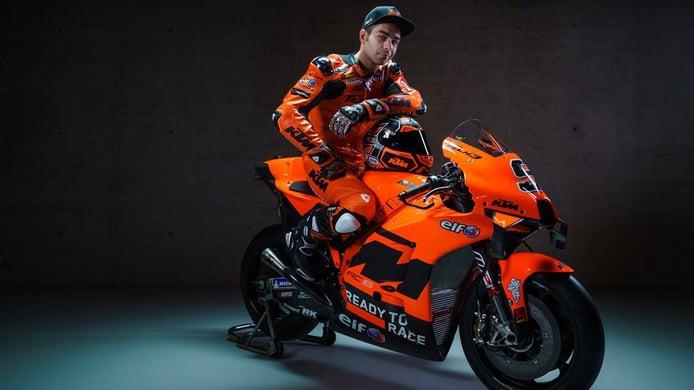 Danilo Petrucci: «Quiero aportar toda mi experiencia a KTM»