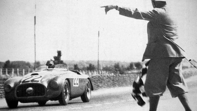 El día que Enzo Ferrari dijo adiós a Le Mans