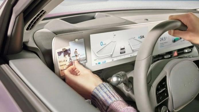 Foto IONIQ 5 - interior