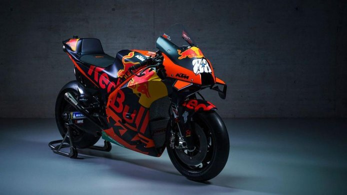 KTM no usará un motor radicalmente nuevo en su MotoGP de 2021