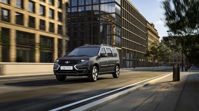 El nuevo Lada Largus 2021, la alternativa al Dacia Logan MCV, ya está siendo fabricado