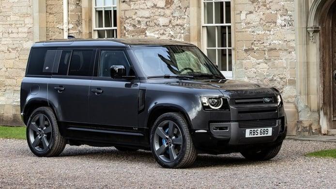 Foto Land Rover Defender 110 V8 - exterior