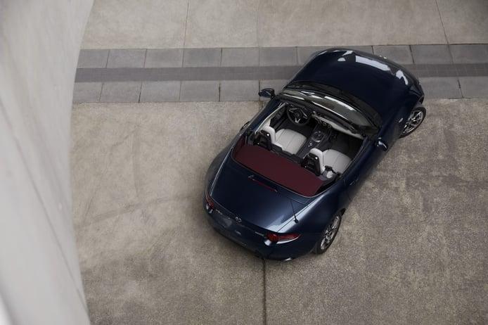 Foto Mazda MX-5 2021 - exterior