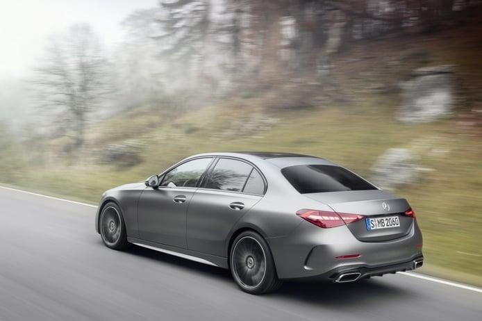 Foto Mercedes Clase C 2021 - exterior